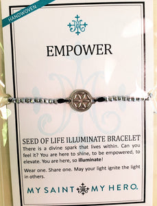 My Saint My Hero Empower Bracelet - Chicoras