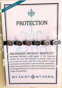 My Saint My Hero Protection Bracelet - Chicoras