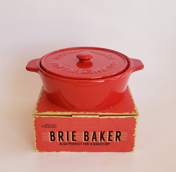 Red Brie Baker - PICK UP ONLY - Chicoras