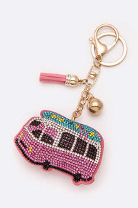 Crystal Key Chains - Chicoras