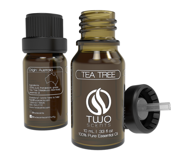 Tea Tree - Two Scents