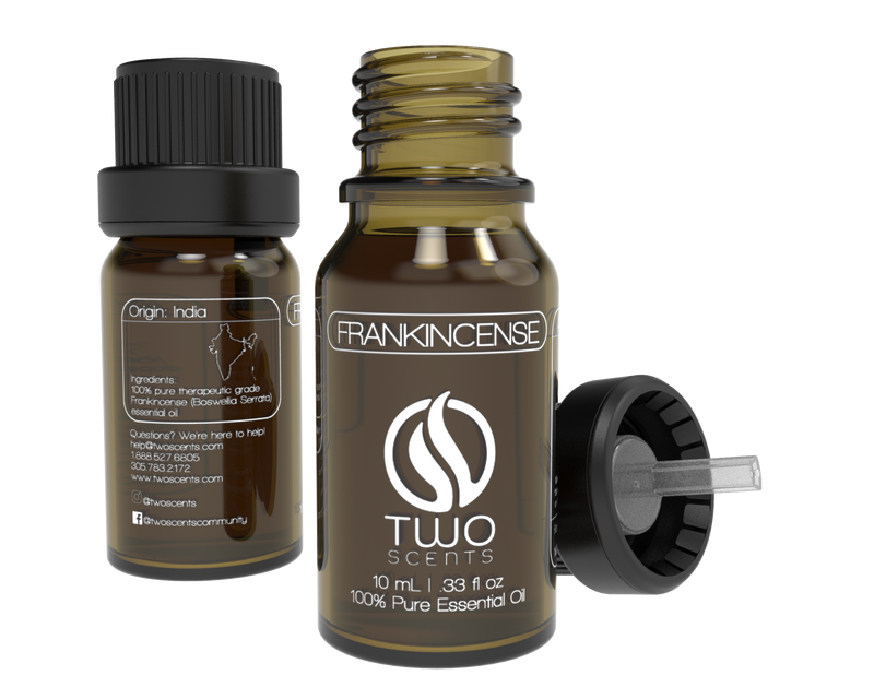 Frankincense - Two Scents