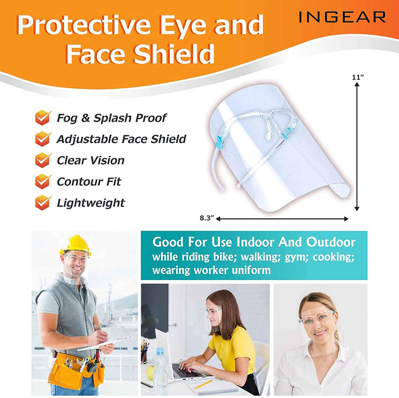 Face Shield - Two Scents