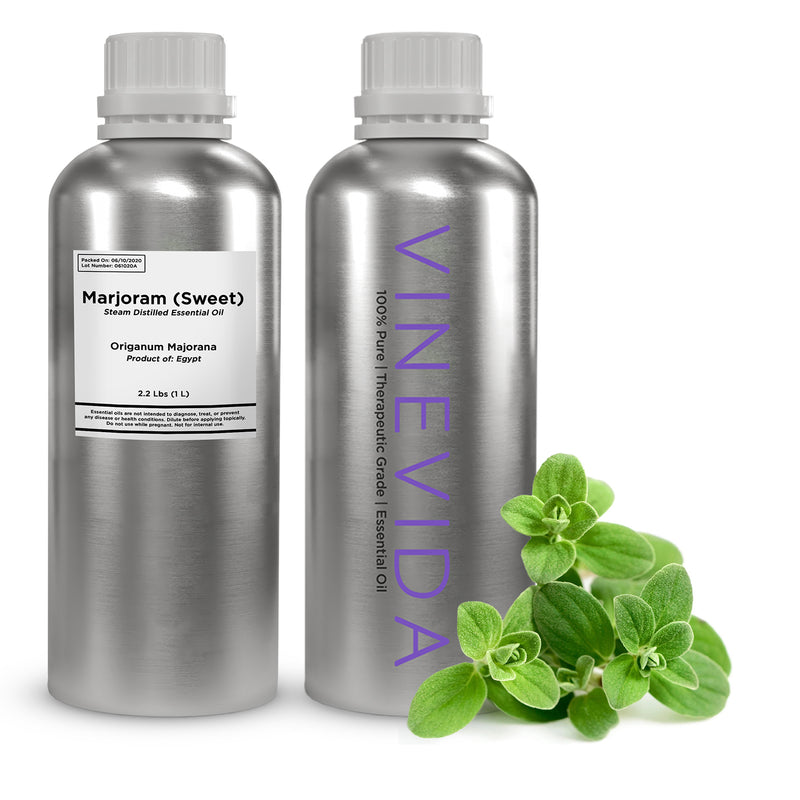 Marjoram Essential Oil - Sweet - Two Scents