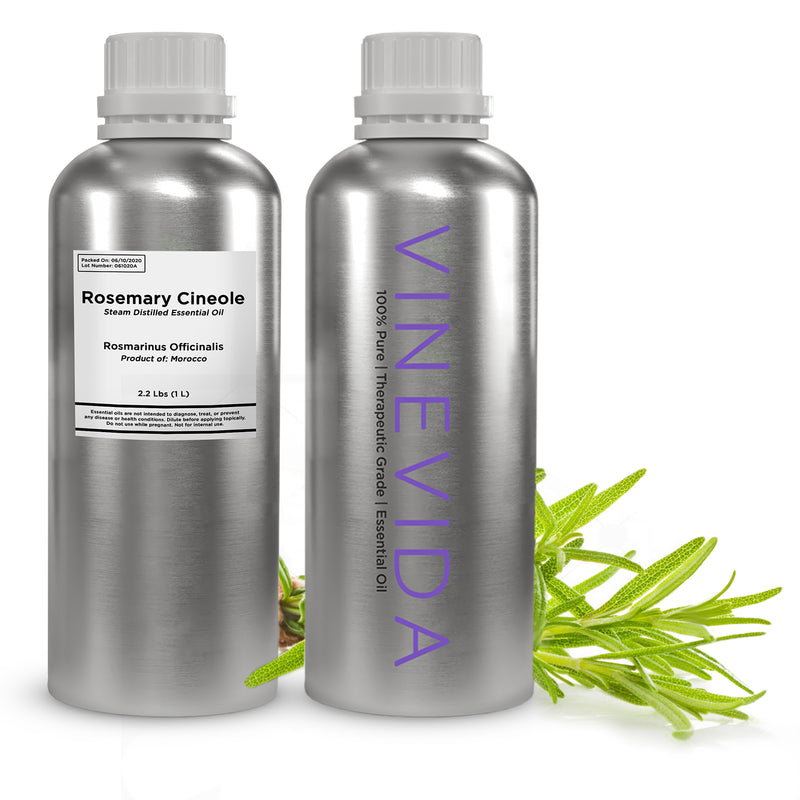 Rosemary Essential Oil - Cineole Morocco - Two Scents
