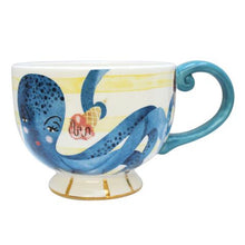 Load image into Gallery viewer, Octopus Tea Cup