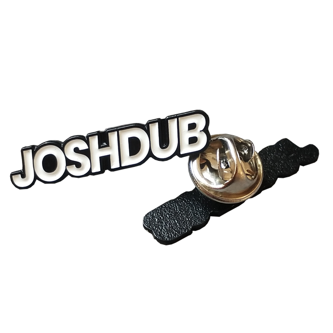 Bundle Logo Enamel Pin
