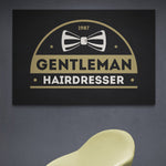 Barbershop Series #7 Since 1987 - Hairdresser Wall Art