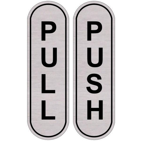 Push Pull - Rounded Corner