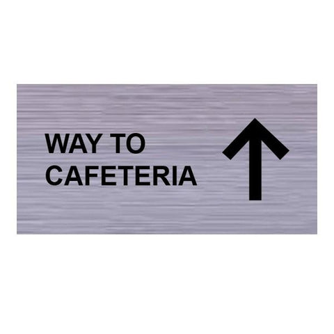 Way to Cafeteria