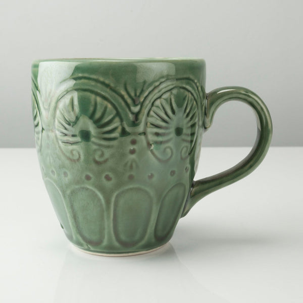 Emerald Coffee Mug - Eyaas