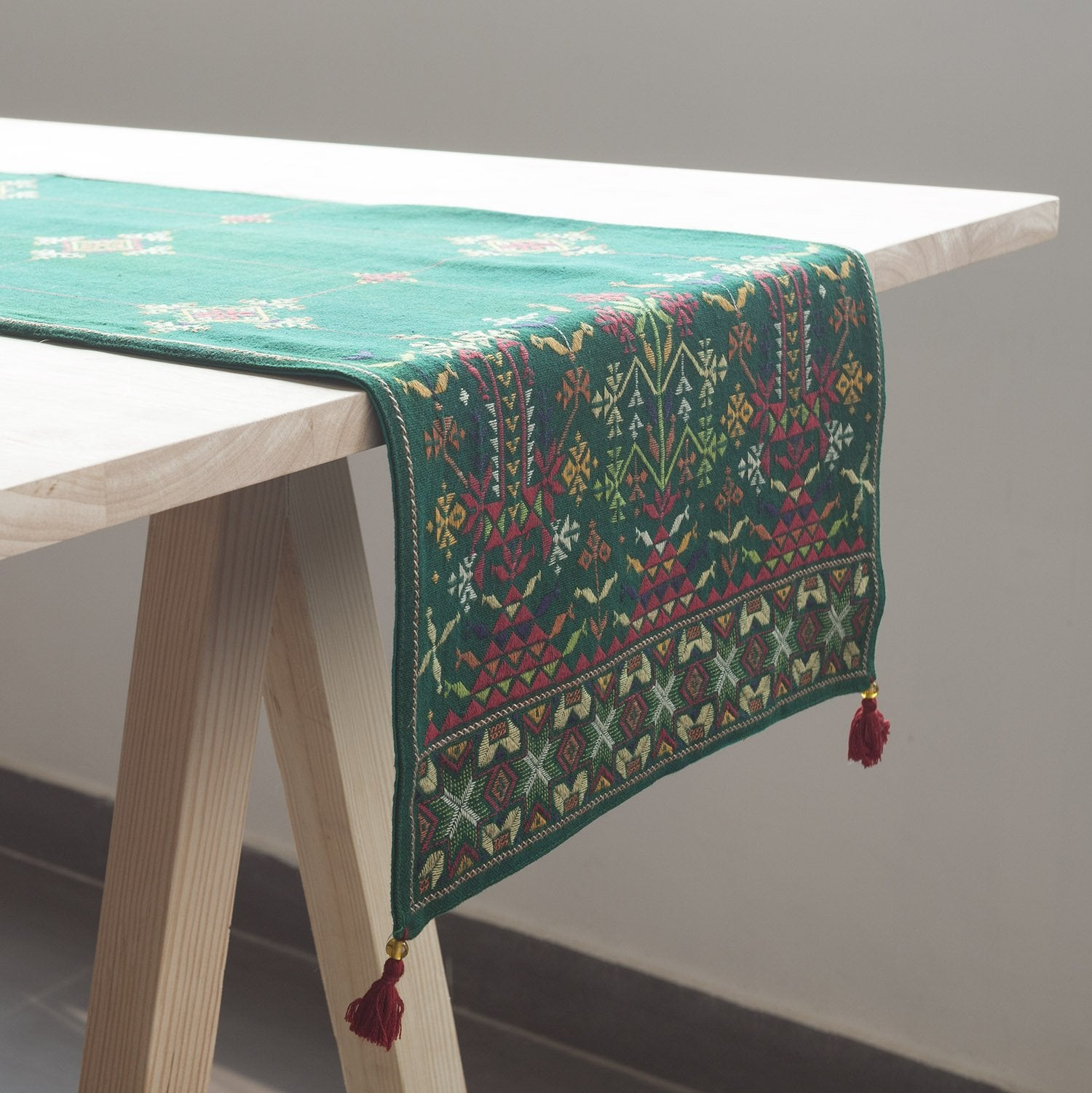 Rabari Emb - Table Runner