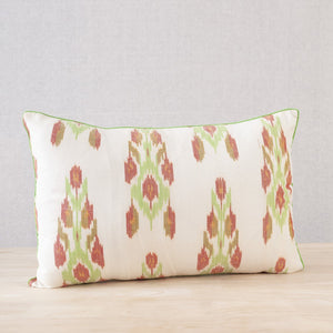 Cushion Cover 12x18 Ikat cotton