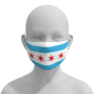 Open image in slideshow, Kid's Size Original Chicago Flag