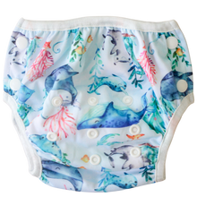 Load image into Gallery viewer, Boho Babes - Whale of a Time - 3-14kgs - Green Lily