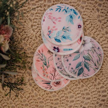 Load image into Gallery viewer, REUSABLE BREAST PADS 3 PAIRS (ASSORTED PATTERNS) - My Little Gumnut
