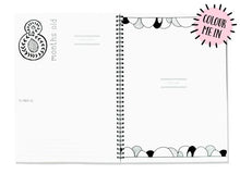 Load image into Gallery viewer, The Monochrome Baby Shower Pack - Green Lily