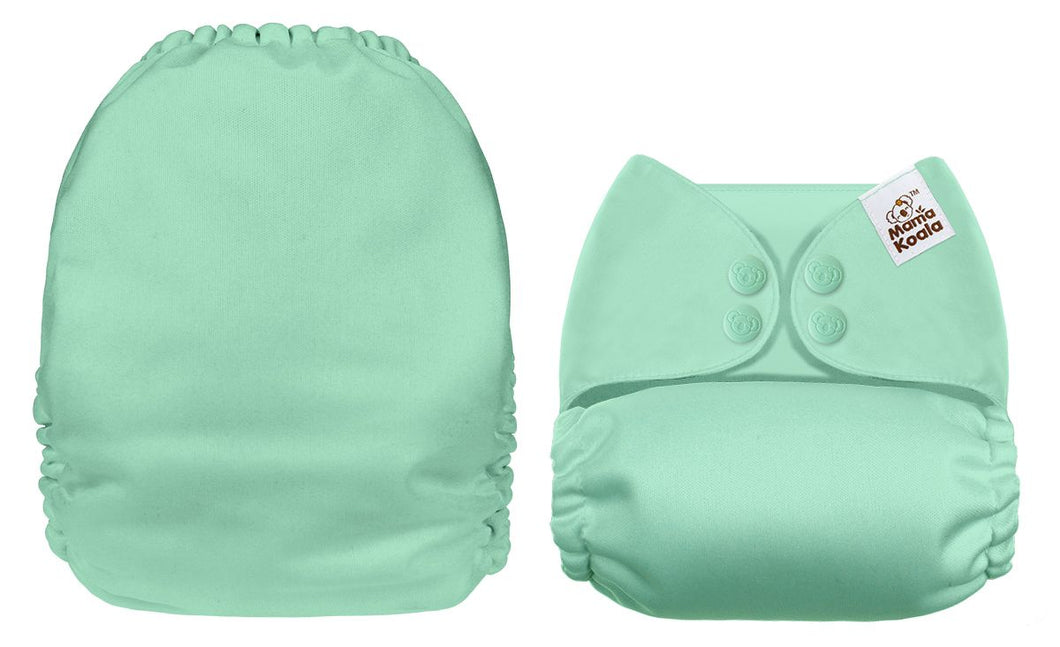 Pre-order Mama Koala -  block minty  (due november)