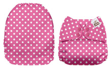 Load image into Gallery viewer, Pre-order Mama Koala - hot pink polka  - due December - Green Lily
