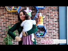Load and play video in Gallery viewer, Neko l Half Buckle Carrier Baby Size OLTU