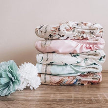 Load image into Gallery viewer, My Little Gumnut Value Pack - 6 nappies + large wetbag - Green Lily