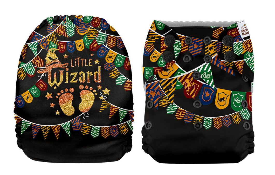 PREORDER - MAMA KOALA - Little Wizard (due april 2021)