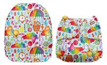 Load image into Gallery viewer, PREORDER - MAMA KOALA - Rainbow Friends (due April 2021) - Green Lily