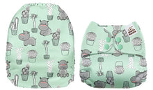 Load image into Gallery viewer, PREORDER - MAMA KOALA -Cacti Hippo (Due April 2021) - Green Lily