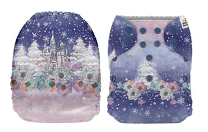 PREORDER - MAMA KOALA - Princess Castle (due April 2021) - Green Lily