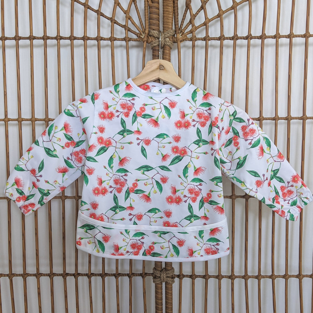 Smock - Wildfire Gum - Baby Bare with love collection