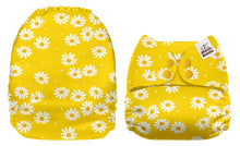 Load image into Gallery viewer, Pre-order Mama Koala -  Yellow Daisy  (due dec) - Green Lily