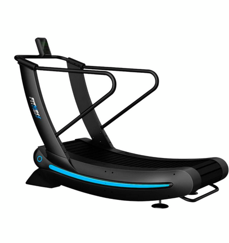 COMMERCIAL CURVE TREADMILL
