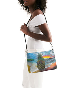 Pineapple Daze Daily Zip Pouch