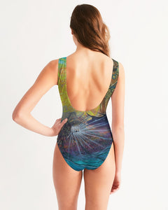 Deja Voom 2020 Women's One-Piece Swimsuit