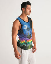 Load image into Gallery viewer, Anything Is Possible Too Men's Sport Tank