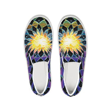 Load image into Gallery viewer, Sunrise Torus Slip-On Canvas Shoe