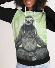 Load image into Gallery viewer, Sloth Nation Women's Hoodie
