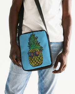 Pineapple Daze Messenger Pouch