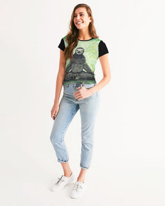 Sloth Nation Women's Tee