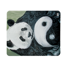 Load image into Gallery viewer, Morphed Panda Mouse Pad