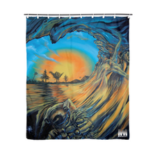 "Load image into Gallery viewer, It's Possible Shower Curtain 72""x72"""