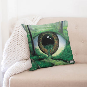 "Change Of The Seasons Throw Pillow Case 20""x20"""