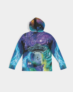 Mushroom abduction Tshirt Men's Hoodie