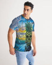 Load image into Gallery viewer, Stoopid Pineapple Men's Tee