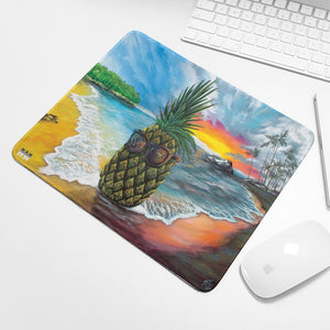 Pineapple Daze Mouse Pad