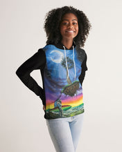 Load image into Gallery viewer, Anything Is Possible Too Women's Hoodie