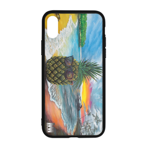 Pineapple Daze iPhone X Case
