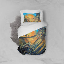 Load image into Gallery viewer, It's Possible Twin Duvet Cover Set