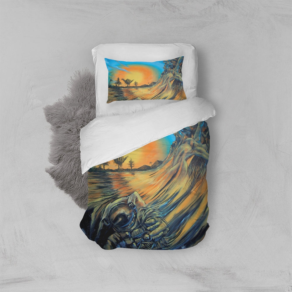 It's Possible Twin Duvet Cover Set