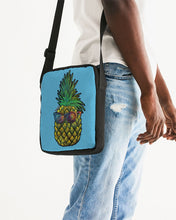 Load image into Gallery viewer, Pineapple Daze Messenger Pouch